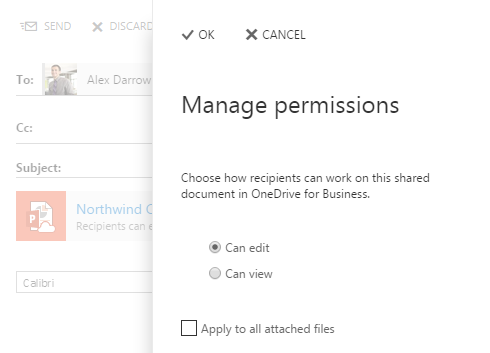 how to add a onedrive thats shared to your account